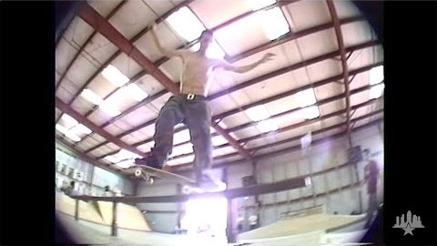 Clips From The Moat: Kerry Getz   Skatepark of Tampa