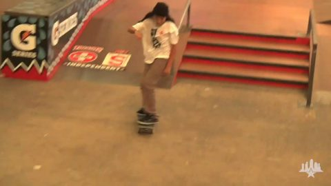 Clips From The Moat: Tampa Am 2011 Finals | Skatepark of Tampa