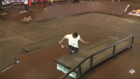Clips From The Moat: Tampa Pro 2014   Skatepark of Tampa