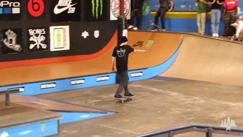 Clips From The Moat: Zion, Yuto, and More | Skatepark of Tampa