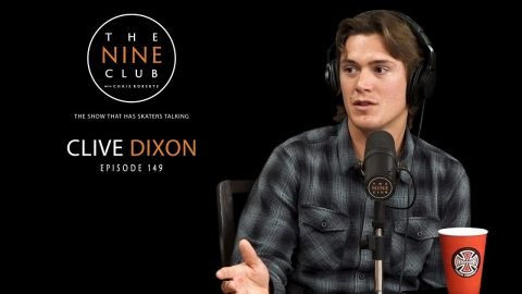 Clive Dixon | The Nine Club With Chris Roberts - Episode 149 | The Nine Club