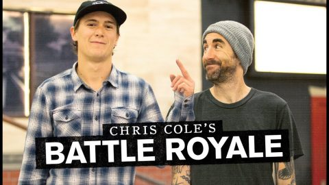 Clive Dixon Vs. Billy Marks - Battle Royale | The Berrics