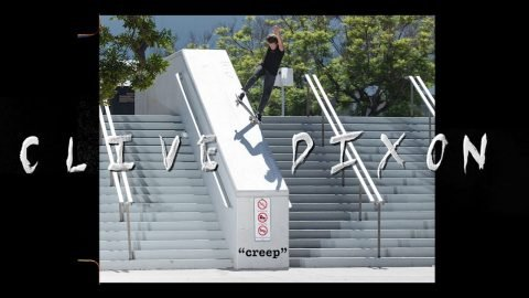 "Clive Dixon's ""creep"" Part 
