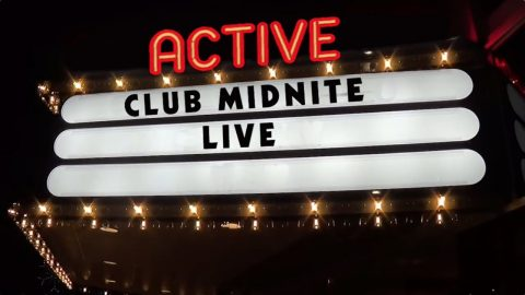 CLUB MIDNITE PARTY TEAM @ THE ACTIVE PARK - Active Ride Shop