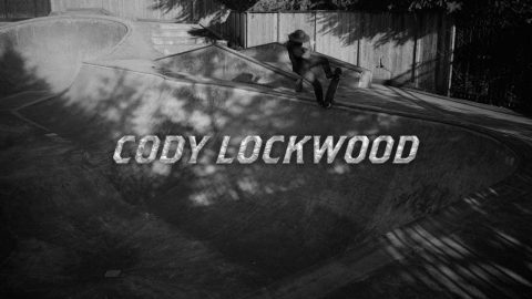CODY LOCKWOOD : THUNDER TRUCKS | Thunder Trucks