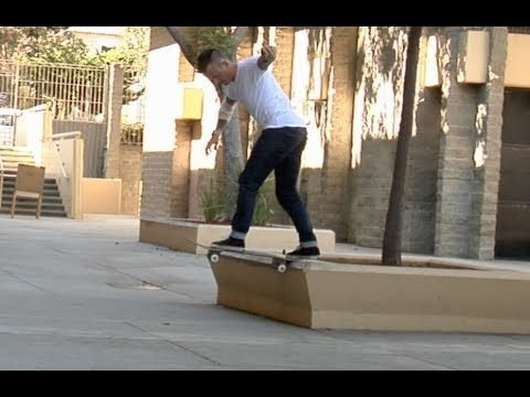 Cody McEntire Kickflip bs Tail Big Spin Raw Cut - E. Clavel