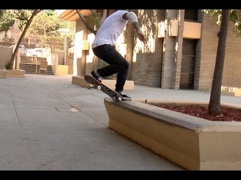 Cody McEntire Kickflip fs Krook & Switch Flip fs Krook Raw Cut - E. Clavel