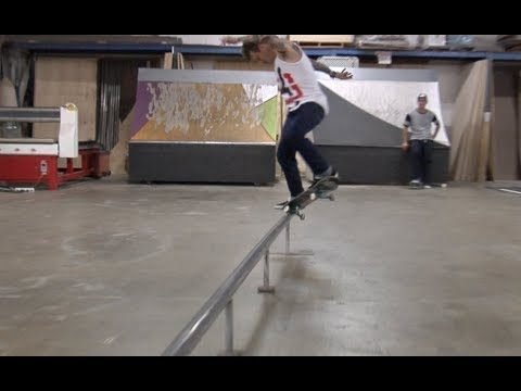Cody McEntire OC Ramps Footage Raw Uncut - E. Clavel