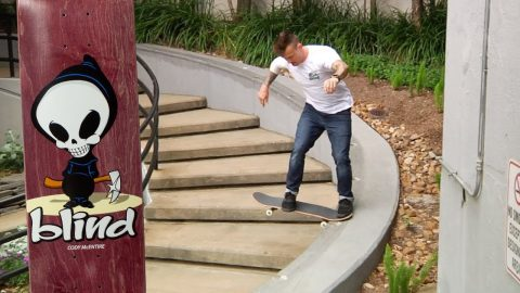 Cody McEntire - OG Reaper Series | Blind Skateboards | Blind Skateboards