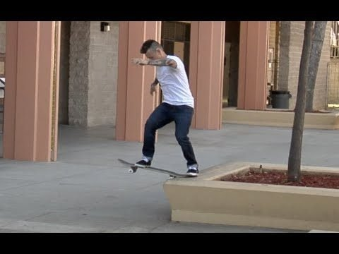 Cody McEntire Switch Tailslide Switch 270 Heel Raw Cut - E. Clavel