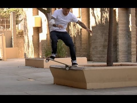 Cody McEntire Switch Tailslide Switch fs Flip & fs Heel Raw Cut - E. Clavel