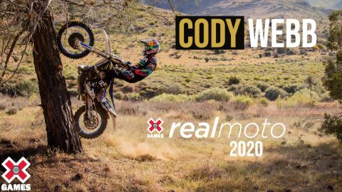 Cody Webb: REAL MOTO 2020 | World of X Games | X Games