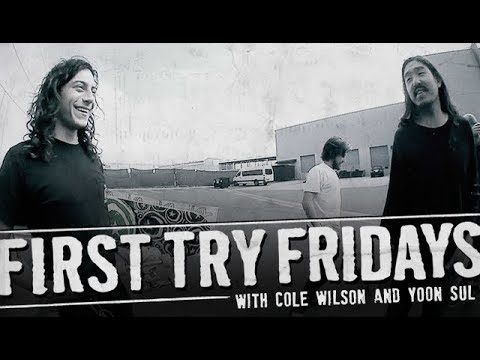 Cole Wilson - First Try Friday - The Berrics