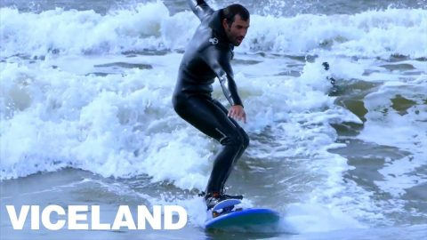 Colin Read - The Wave | VICELAND
