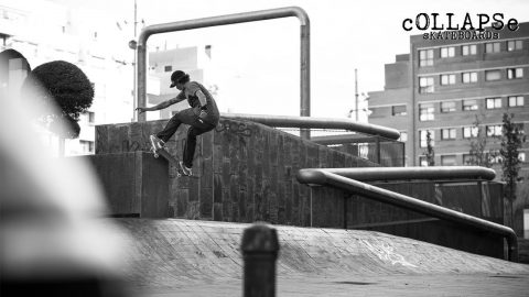 cOLLAPSe Skateboards Promo Video | cOLLAPSe skateboards