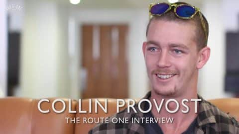 Collin Provost: The Route One Interview