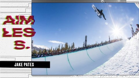 Colorado Down Days: A Day With Jake Pates | Aimless Episode 4 | Dew Tour