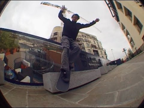 'Community' Part 1 - Bristol skateboarding by James Harris. - Sidewalk Mag