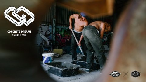 CONCRETE DREAMS Côte d'Azur   a DIY adventure by Dickies and Titus   Skateboard Documentary 2019   Titus