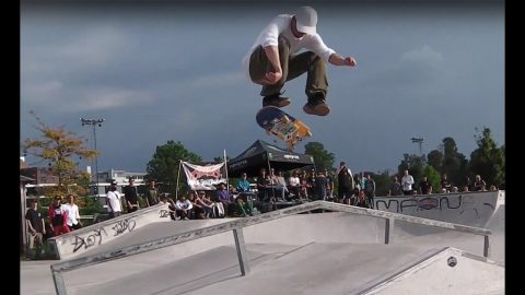 Concrete Jam clip | Reell Teamriders