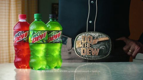 Condensation Commentator | Mountain Dew