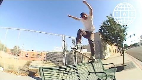 Conner Frost, Challers Part | TransWorld SKATEboarding