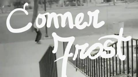 Conner Frost, VXTINCT Part | TransWorld SKATEboarding - TransWorld SKATEboarding