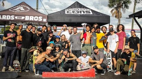Cons Project Tampa 2019 - Dolan Stearns, Zack Wallin, Andy Vasquez   Skatepark of Tampa