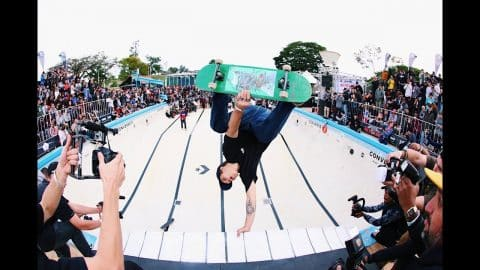 Converse Big Pool Day 2017 - Caçapava (SP) - CemporcentoSKATE