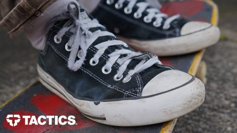 Converse Chuck Taylor All Star Pro Skate Shoes Wear Test Review - Tactics | Tactics Boardshop