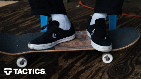 Converse CONS Louie Lopez Pro Skate Shoes Wear Test Reveiw | Tactics Boardshop