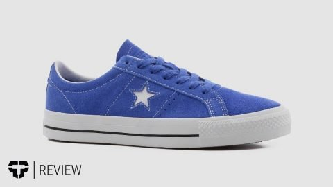 Converse Cons One Star Pro Skate Shoes Review- Tactics.com - Tactics Boardshop
