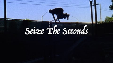 "Converse Cons' ""Seize the Seconds"" Video 