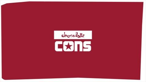 Converse Cons X Chocolate Skateboards By: Kenny Anderson - Converse