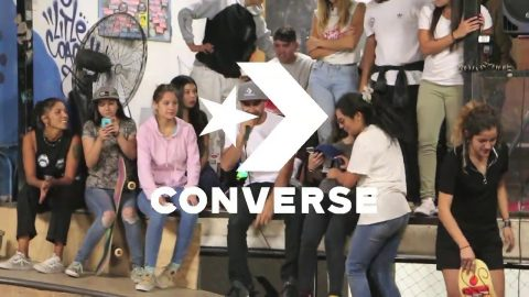Converse Girls Skate Sessions | La tabla