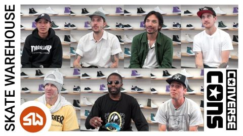Converse Skate Team Interview - Skate Warehouse