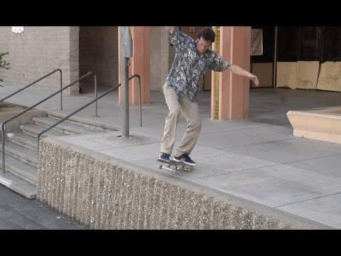 Cookie fs Blunt To Manual Impossible Raw Uncut - E. Clavel