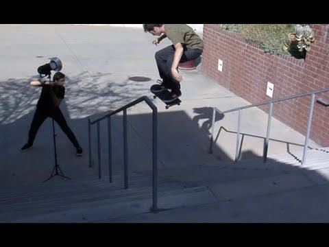 Cookie Switch 180 Fire Cracker to Kickflip 11 Raw Uncut - E. Clavel