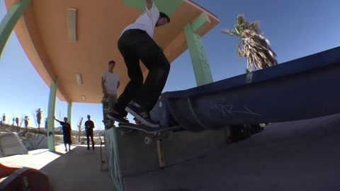 Cookie Waterpark Line Raw Cut | E. Clavel