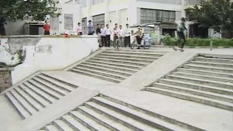Corey Duffel clips from 2006 on tour | Corey Duffel