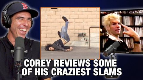 Corey Duffel Reviews Some Of His WORST SLAMS And BEST TRICKS! | Nine Club Highlights