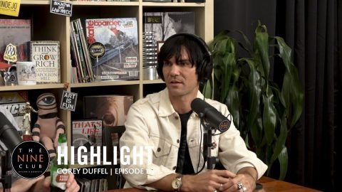 Corey Duffel Talks About His Big Brother Interview | The Nine Club Highlights