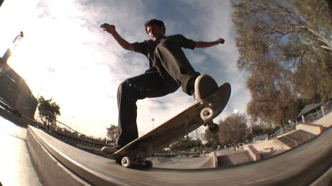 Corey Glick: Blow'n Up The Spot | Santa Ana Park - Independent Trucks
