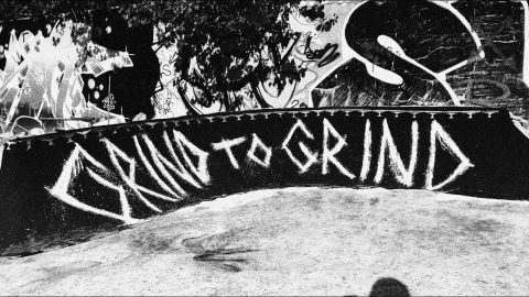 Corner Truck Coping Grind to Grind | ConfusionMagazine