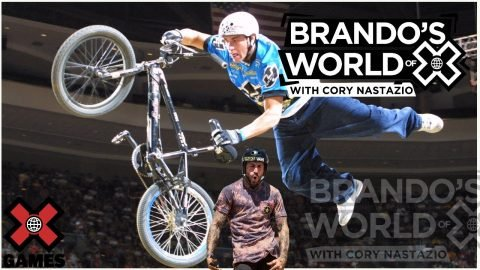 CORY NASTAZIO: Focus On One Thing | World of X Games | X Games