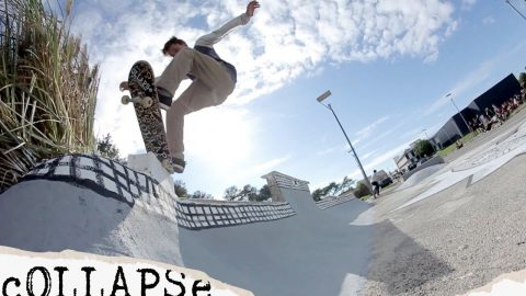 #COVOBEACH | cOLLAPSe skateboards