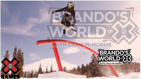 CRAIG MCMORRIS: Brando's World of X | X Games | X Games