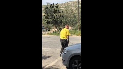 Craig Questions Palestinian Vacation - Heroin Skateboards