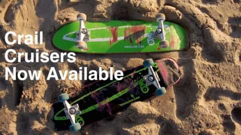 Crail Cruisers Now Available - crailtap