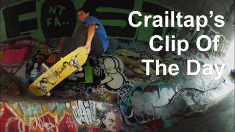 Crailtap's Clip of the Day | Leeside DIY | crailtap